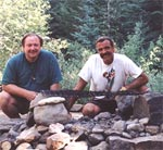Week in the Woods Event (Mt. Shasta area) with Dennis Adams, click to zoom in.
